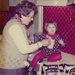 Meine Urgroßmutter und ich
