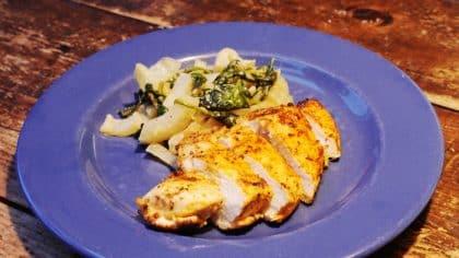 Rezept Hühnerfilet mit Fenchel