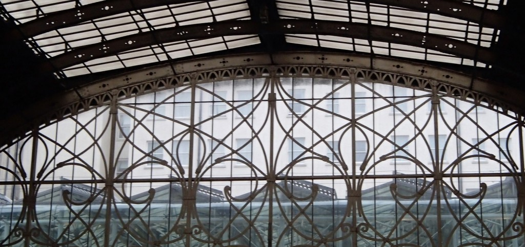 Fenster in London Paddington