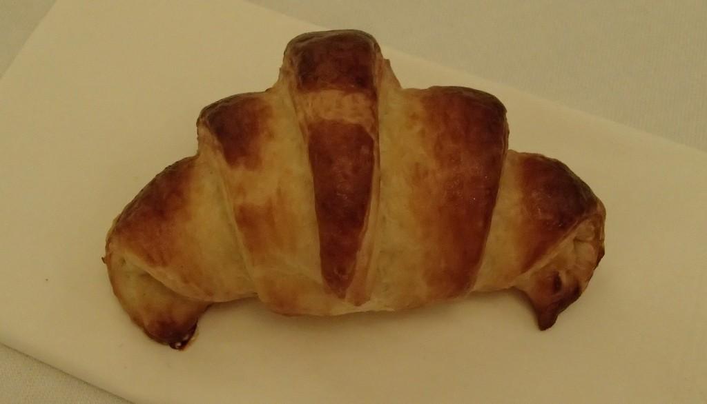 Croissant, frisch aus dem Ofen